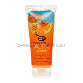 Exotic shower gel with melon flavor + kiwi + orchid