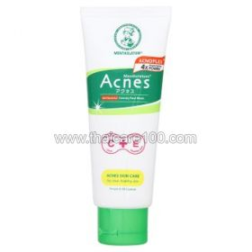Antibacterial foam for washing against acne Mentholatum