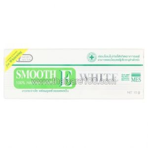 Крем с центеллой и витамином Е Smooth-E Cream Plus White Cream(10 гр)