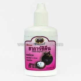Antibacterial drops to extract 100% of mangosteen Abhaiherb
