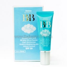 BB Baby Face mask and matting face cream from Mistine