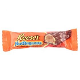 Chocolate bar with peanut butter REESES