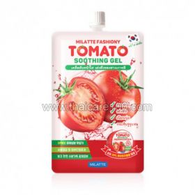 Soothing gel for skin with tomato extract Milatte Fashion