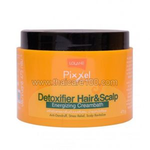 Детокс-маска Lolane Pixxel Professional Detoxified Hair &Scalp Energizing (500 мл)