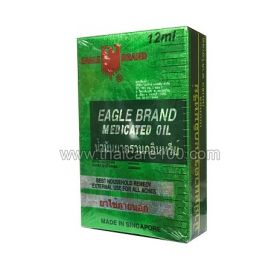 Сингапурское зеленое масло Eagle Brand Green Oil