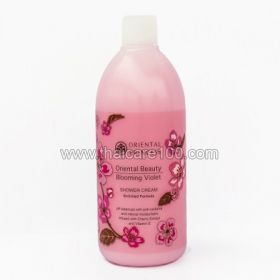 Shower cream with cherry extract Oriental Princess