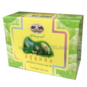 Anti-aging soap with Noni for problem skin Abhaiherb