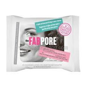 Matting wipes for oily skin Soap & Glory The Fab Pore Oily Combination