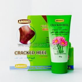 Cream against cracks and corns on the feet Argussy Cracked Heel Cream with shea butter