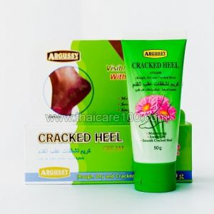 Крем против трещин и натоптышей на ступнях Argussy Cracked Heel Cream с маслом Ши