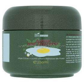 Therapeutic hair mask with seaweed and silk protein Bio-Woman