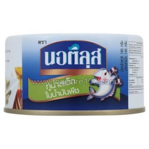 Стейк тунца в масле Nautilus Tuna Steak In Oil