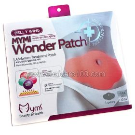 Korean patch slimming Wonder Patch Belly Wing